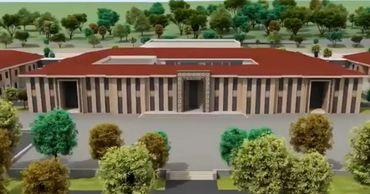 Представлен проект образовательного комплекса имени Эрдогана.