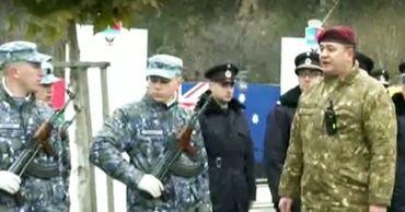Молдавские военнослужащие примут участие в параде в Бухаресте.