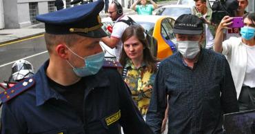 Михаил Ефремовпо уголовному делу о смертельном ДТП проходит не как актер, а как бизнесмен.