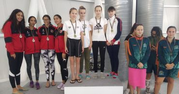 Молдавские пловцы привезли с Международного турнира «Бриз» 80 медалей.