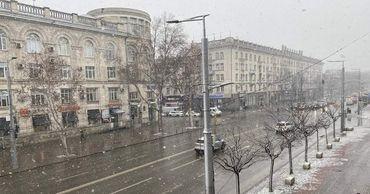 Метеорологи объявили оранжевый уровень опасности из-за неустойчивой погоды до четверга, 28 января.
