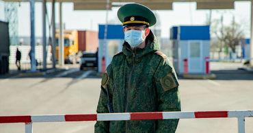 Сейчас на карантинных постах находятся сотрудники приднестровской милиции.