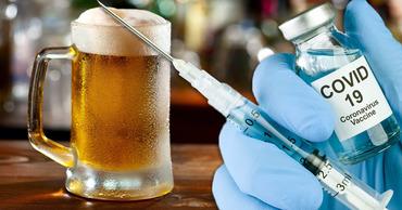 Жителям Нью-Джерси пообещали бесплатное пиво за прививку от COVID-19. Коллаж Point.md.
