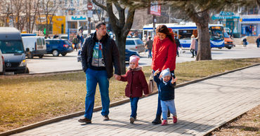 23 февраля в Молдове будет облачно. Ветер северный, слабый до умеренного.