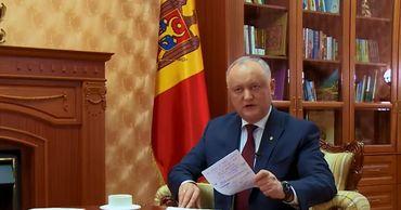 Игорь Додон пообщался с гражданами страны и ответил на все вопросы.