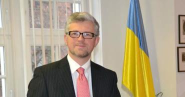 """Украинский посол пожаловался на """"пощечину"""" от Германии."""