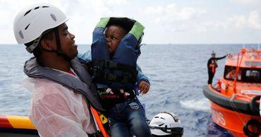 В Европе за два года пропали более 18 тысяч детей-беженцев.