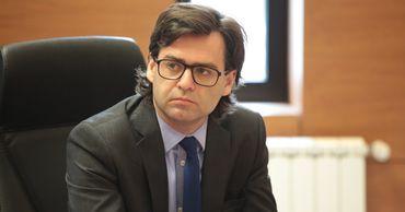Министр иностранных дел и европейской интеграции Нику Попеску.