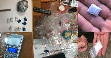 Столичная полиция задержала 5 человек, продававших наркотики через Telegram