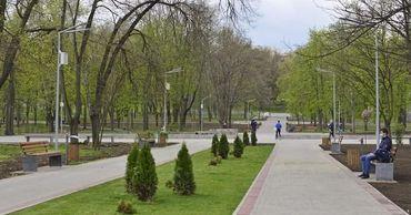 Чебан: Большая часть зеленых зон в Кишиневе была восстановлена