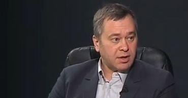 Журналист Артур Ефремов.