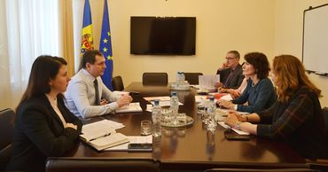 Швейцария готова обсудить любые инициативы Молдовы.