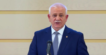 Председатель парламентской Комиссии по национальной безопасности, обороне и общественному порядку Кирилл Моцпан.