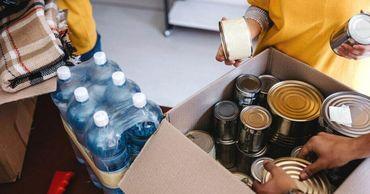 В Молдове заработал первый в стране банк продовольствия. Фото: rubic.us.