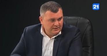 Григорий Новак, депутат парламента РМ от ПСРМ.