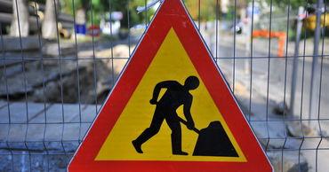 На столичной улице Албишоара будет ограничено движение.