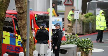 При взрыве в пригороде английского Бристоля погибли четыре человека.