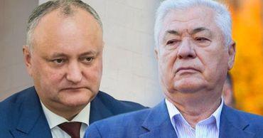 Воронин прокомментировал слухи о том, что Игорь Додон уехал в Москву. Фото: Point.md.