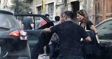 Житель Бейрута Хади рассказал о страшном взрыве в порту города.