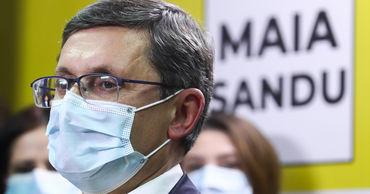 Гросу: Если правительство не выделит деньги на выборы - будут протесты