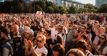 Белорусская оппозиция обнародовала план «майдана» после выборов. Фото: charter97.org.