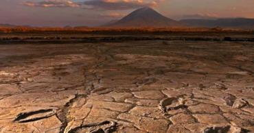 Рядом с вулканом в Африке нашли целую коллекцию следов древних людей.