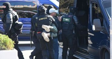 В Беларуси во время Марша справедливости задержали порядка 230 человек. Фото: ukrinform.ru.