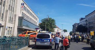 При нападении на ТЦ в Берлине пострадали 11 человек.