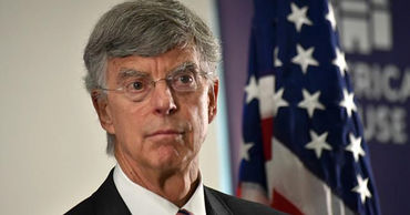 Исполняющий обязанности посла США на УкраинеУильям Тейлор.