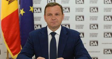 """Председатель партии """"Платформа DA"""" Андрей Нэстасе."""