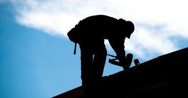 В Григориопольском районе рабочий упал с крыши.