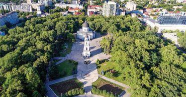 """Мунсовет принял проект """"Кишинев - зеленый город""""."""