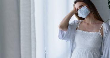 С начала пандемии COVID заразились 686 беременных женщин и более 8000 детей.