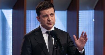 """Зеленский назвал идею строительства стены вДонбассе""""последним планом""""."""