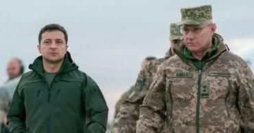 Зеленский опубликовал в Facebook20-минутное видео о поездке на линию разграничения в Донбассе.