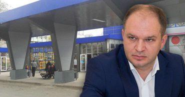 Ион Чебан: Центральный автовокзал в Кишиневе будет перенесен.