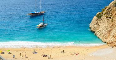 Молдаване могут въезжать в Турцию по суше и по воздуху.