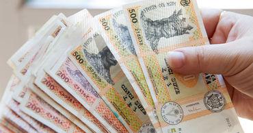 Самая высокая пенсия, полученная в прошлом году, составила 200 000 леев.