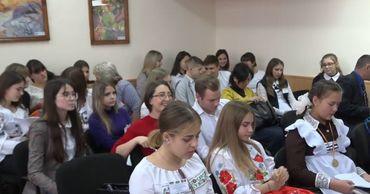 В Бельцах отметили День украинского языка и письменности.