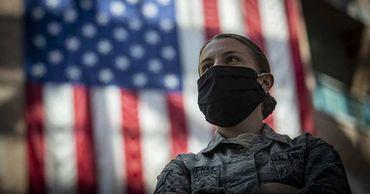 В США за сутки выявили более 59 тысяч новых случаев коронавируса.