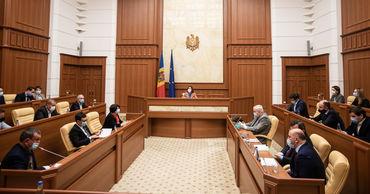 Санду провела совместную встречу с представителями банковской системы и фермерами.
