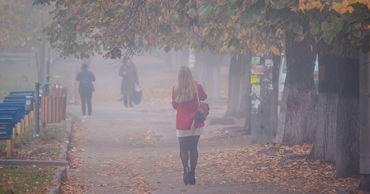 """В Молдове объявили """"желтый"""" уровень метеоопасности из-за тумана."""