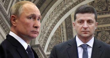 В офисе Зеленского пообещали рассмотреть предложение Путина о встрече в Москве.