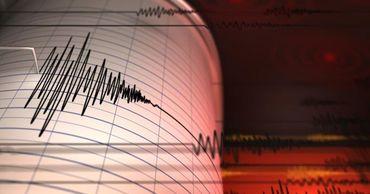 Вблизи Молдовы произошло землетрясение.