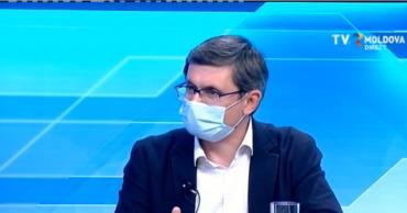 Депутат ПДС Игорь Гросу.