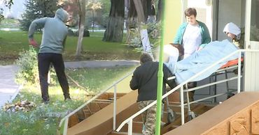 В столичной Больнице травматологии и ортопедии отбывают наказание девять человек.