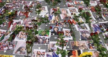 Опознаны тела ста погибших при крушении самолета.