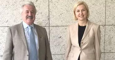 Башкан Гагаузии и посол Турции обсудили текущие вопросы взаимодействия. Фото: gagauzinfo.md.
