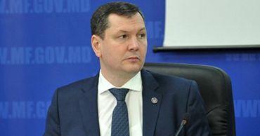 Министр финансов Сергей Пушкуцэ.