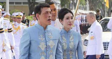 Король Таиланда объявил второй королевой свою скандальную фаворитку.